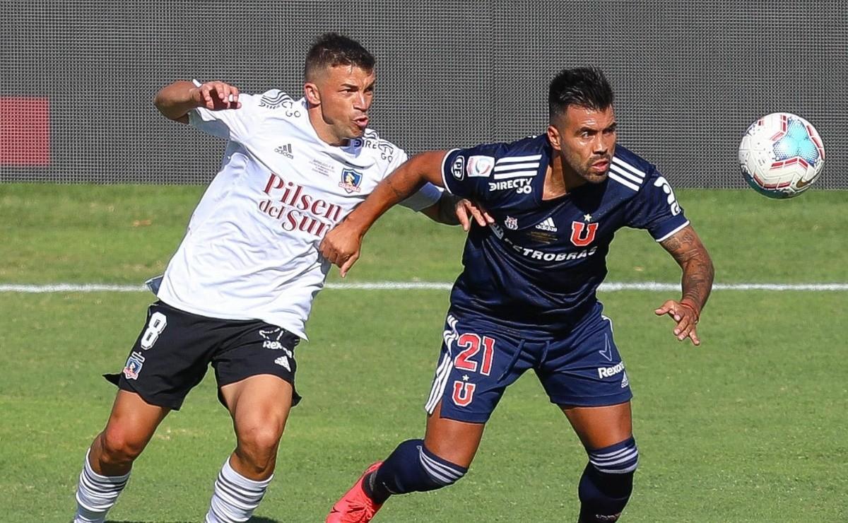 Superclásico Colo Colo vs. U. de Chile EN VIVO por TNT Sports HD: Horario,  señales y online | Bolavip Chile
