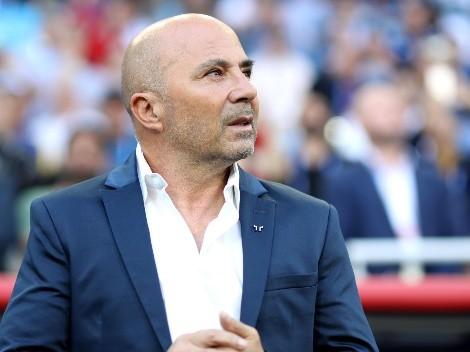 Sampaoli quiere llevarse a Thiago Almada al Marsella
