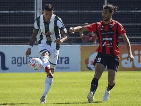 Patronato se impuso por la mínima ante Sarmiento
