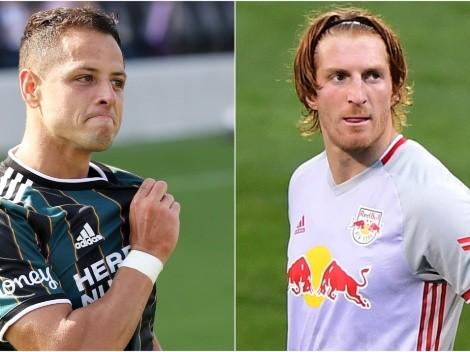 LA Galaxy host New York Red Bulls in MLS Week 2