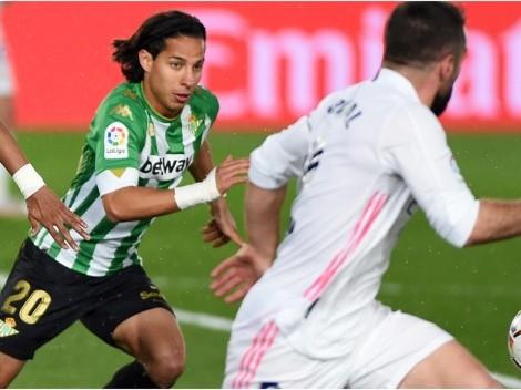 No le importó nada: Diego Lainez ridiculizó a Casemiro