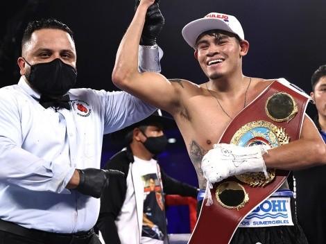 El Vaquero Navarrete le ganó una gran pelea a Pitufo Díaz