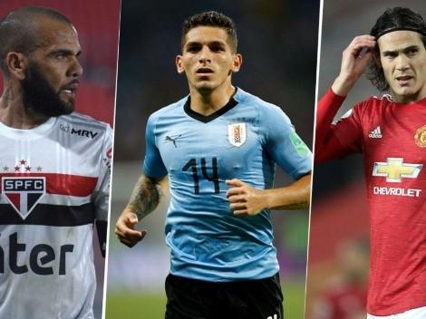 10 jugadores que no deberían retirarse sin haber jugado en Boca