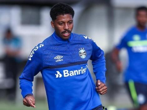 Tiago Nunes atualiza possível saída de Jean Pyerre no Grêmio