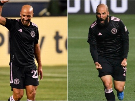 Gonzalo y Federico Higuaín hacen historia en la MLS