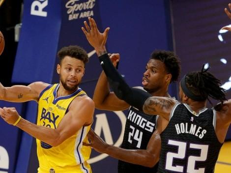 Hasta pidió perdón: el error de Curry que puso a sufrir a todos los Warriors