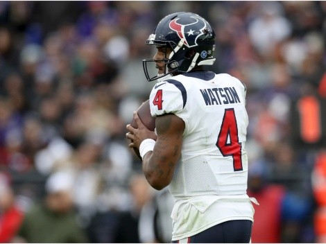 NFL executive finally speaks up on Deshaun Watson's situation