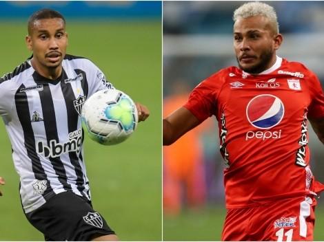 Atletico Mineiro host America de Cali in an exciting 2021 Copa Libertadores matchup