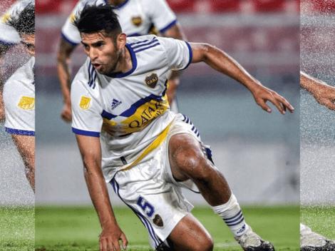 Sonríe Boca Juniors y la Selección Peruana: Carlos Zambrano volvió a entrenar tras superar el COVID-19