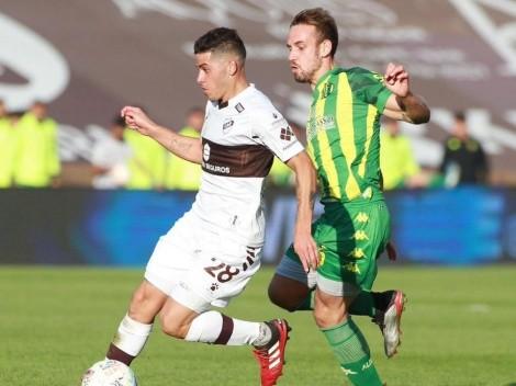 Aldosivi se lo ganó a Platense sobre el final en un duelo de necesitados