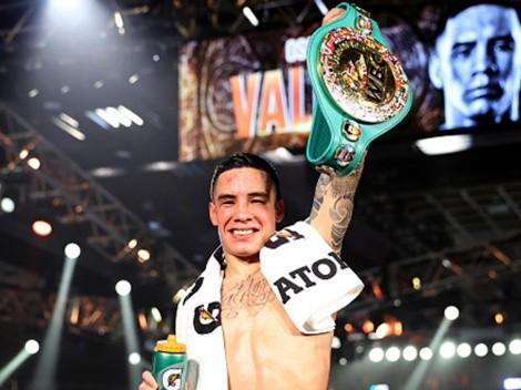 Oscar Valdez ya tiene rival para volver a pelear entre agosto y septiembre