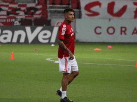 Malas noticias: Paolo Guerrero es baja en Inter (otra vez) por molestias en rodilla operada