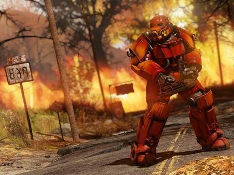 """Ya está disponible la nueva actualización de Fallout 76, """"Cargado y a punto"""""""