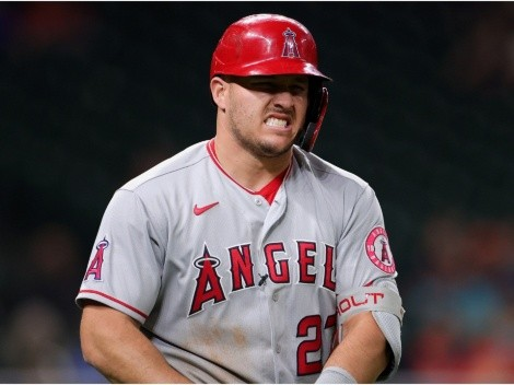 Somehow, someway, Mike Trout is playing the best baseball of his career