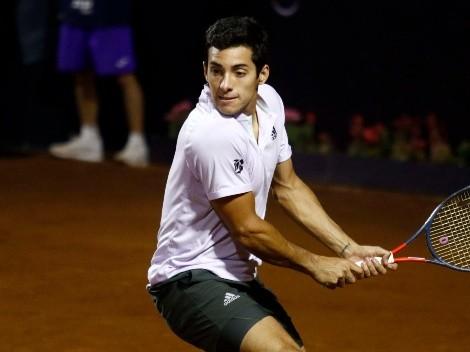 Qué canal transmite EN VIVO ONLINE a Cristian Garin vs. Richard Gasquet en el ATP 250 de Estoril
