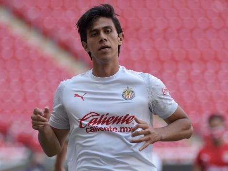 ¿Qué hará Chivas? Krasnodar buscaría fichar a José Juan Macías