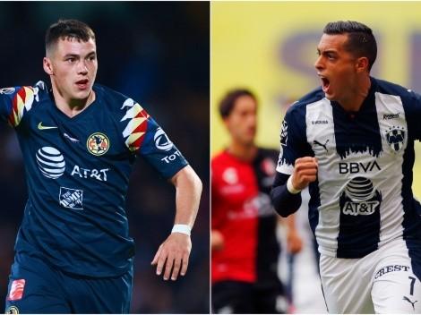 CONCACAF Champions League Quarter Finals Leg 1: America and Monterrey are favorites