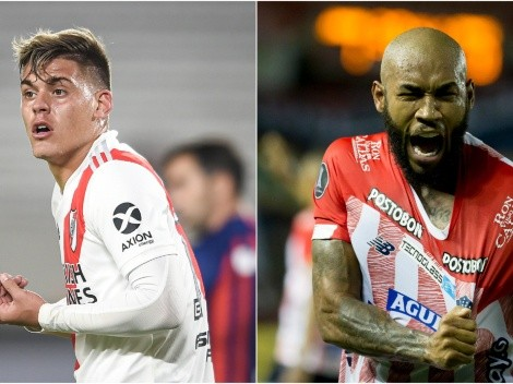 River Plate and Junior clash tonight seeking first win in the Copa Libertadores 2021