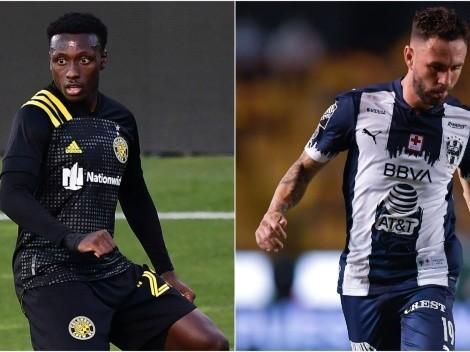 Columbus Crew and Monterrey begin fight for Concachampions 2021 semifinals tonight