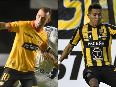 Barcelona SC host The Strongest tonight looking to grab another win in Copa Libertadores 2021