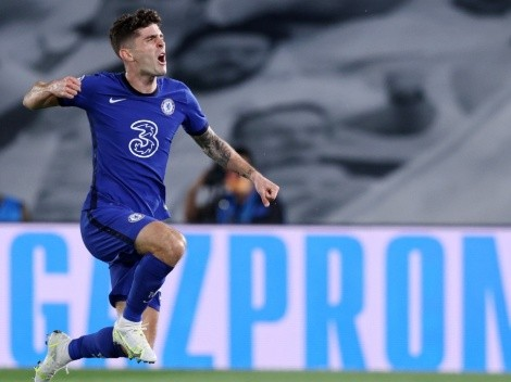 Christian Pulisic breaks records in magical UEFA Champions League night