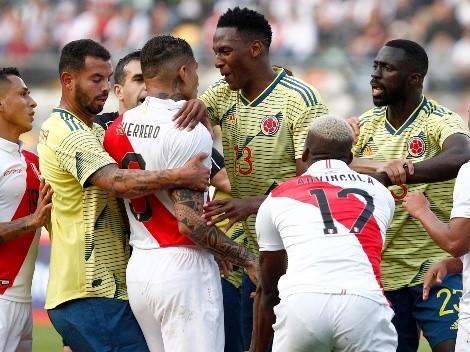 Cambio inesperado: Perú vs. Colombia, de la Eliminatoria, no se jugaría en Lima