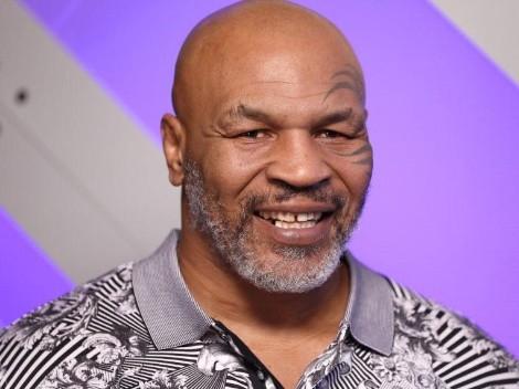 Mike Tyson confirma su rival para una revancha histórica