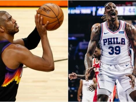 Dos nuevos clasificados y los dos primeros marginados de NBA Playoffs 2021