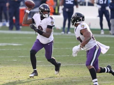 Baltimore Ravens y la NFL seguirán disfrutando de Lamar Jackson por un año más