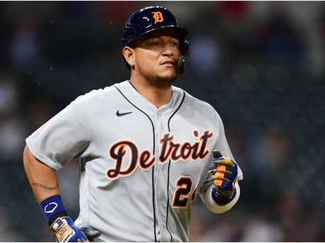 Miguel Cabrera shuts down the rumors of the Tigers stealing signs