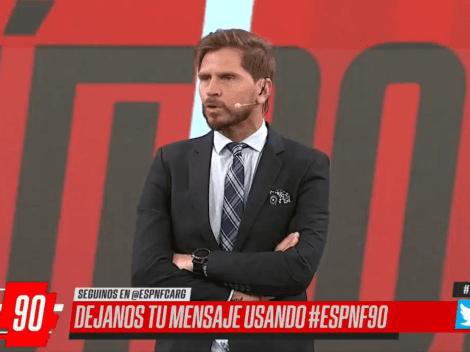 """Vignolo eligió al mejor de River: """"Es él, Enzo Pérez y el resto"""""""