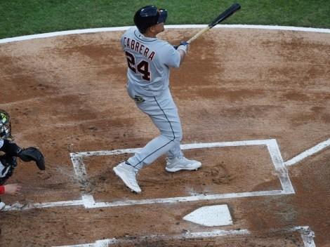El enojo de Miguel Cabrera contra Chicago White Sox por posible robo de señas