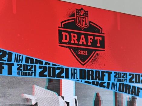 Llegó el día: el orden de los picks en la primera ronda del Draft NFL 2021