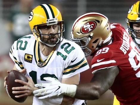 Los 5 mejores equipos para Aaron Rodgers si se va de Green Bay Packers