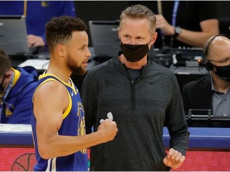 Stephen Curry se unió a Steve Kerr y acabó con Golden State Warriors