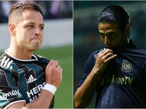 Chicharito vs. Vela: duelazo en la agenda de mayo MLS 2021