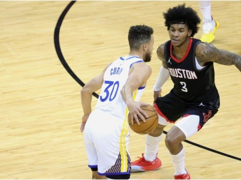 Warriors face Rockets in a must-win game