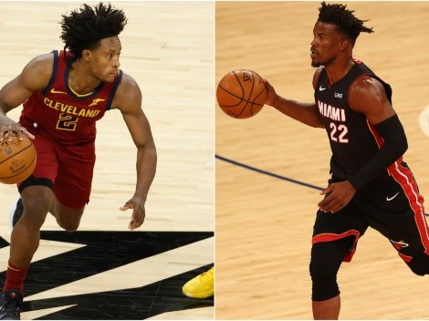 Heat visit Cavaliers in an Eastern Conference showdown
