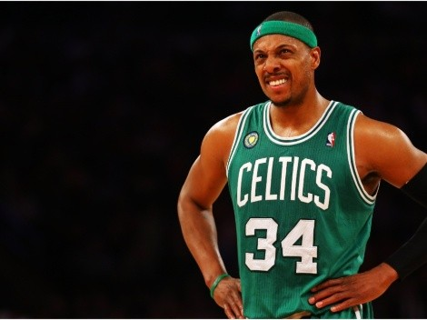 "Paul Pierce comes clean: ""I hated the Celtics so much"""