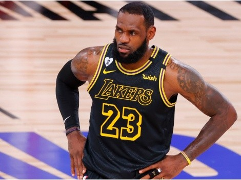 ESPN analyst explains how LeBron James could become the GOAT this season