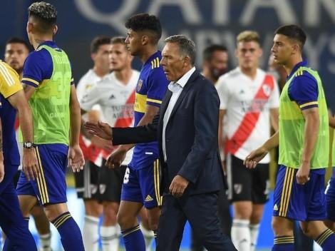 Tiembla Russo: Boca podría perder a Villa a mitad de año