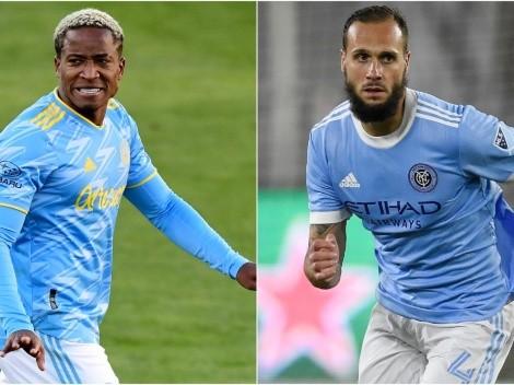 Philadelphia Union and New York City FC meet in Round 3 of MLS