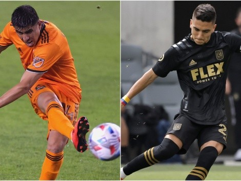 Houston Dynamo receive LAFC for the first time this MLS term
