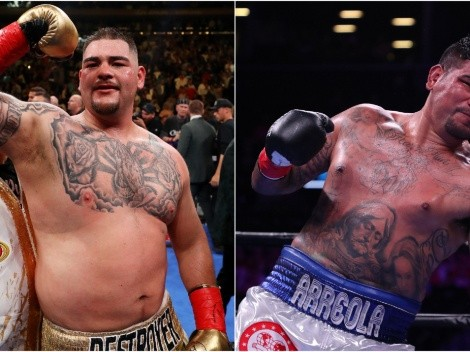 Andy Ruiz Jr. fights Chris Arreola looking to revitalize his career
