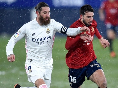 Real Madrid clash with Osasuna in another decisive game for the La Liga title