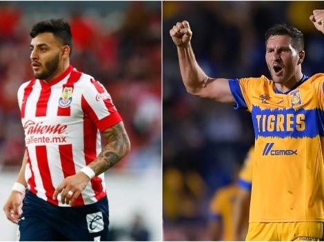 Chivas host Tigres in the last round of Liga MX 2021 regular season