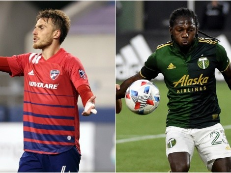 Timbers travel to Dallas seeking second straight win in MLS 2021
