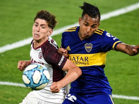 Boca Juniors host Lanús at La Bombonera in exciting Copa de la Liga Profesional 2021 match