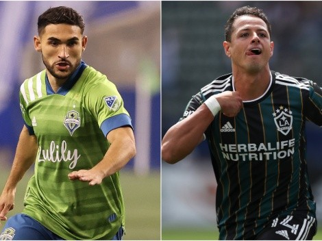 Seattle Sounders and LA Galaxy meet in thrilling match for the 2021 MLS season