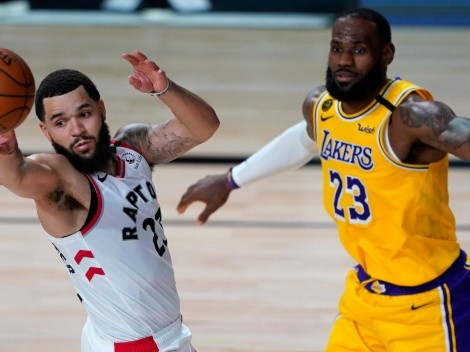 The Lakers will look to improve poor recent form with victory over the Raptors in the NBA